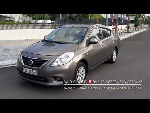 Mua Bán Xe Cũ Nissan Sunny XV sản xuất 2013 tên tư nhân biển Thành Phố