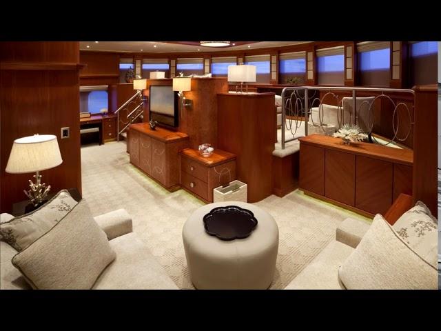 Yacht - MI SUENO with designs by Patrick Knowles Designs