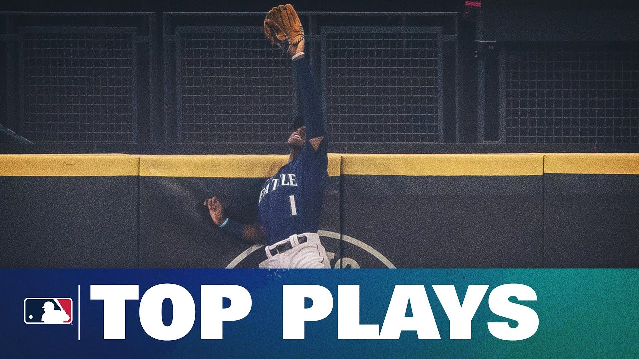 Top Plays! One of the greatest catches we've ever seen + Albert Pujols record HR (9/14 to 9/21)