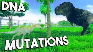 Prehistoric Kingdom - ULTRA RARE DNA MUTATIONS, BABY REX & TRIKE + MAKING JURASSIC WORLD - Gameplay