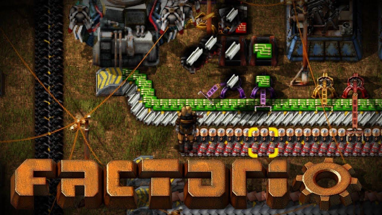 ROBOTS! Starting into Factorio EP 6