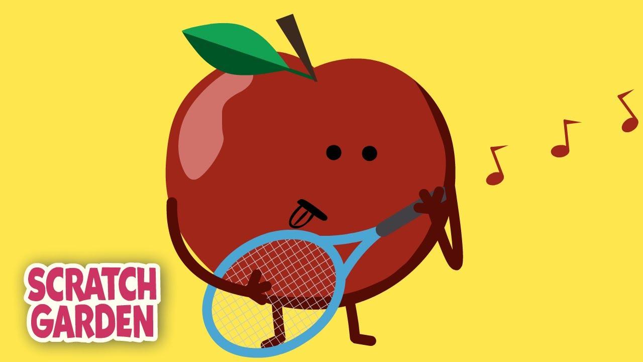 It's a Guitar! | Funny Electric Guitar Song | Scratch Garden