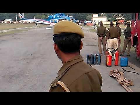 Yogi Adityanath in come Anpara ,Sonebhadra ,D Plant