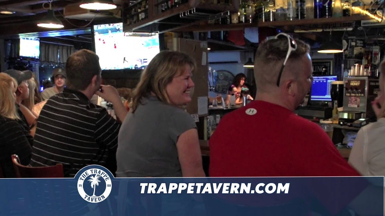 trappe tavern trapped youtube