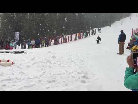 Eldora Mountain Resort Pond Skim 2017 (Larry's Luck Runs Low)
