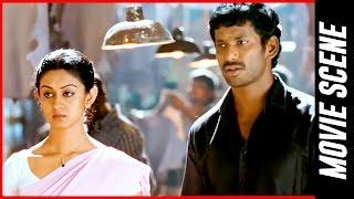 Pattathu Yaanai - Best Scene | Vishal |  Aishwarya Arjun |  Santhanam