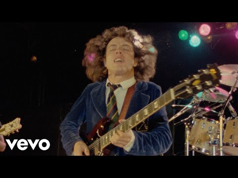 Смотреть клип Ac/Dc - Let Me Put My Love Into You