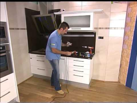 Montaje e instalaci n de accesorios de cocina youtube - Instalacion de cocinas integrales ...