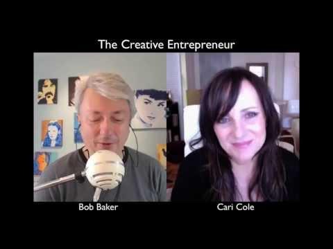 Cari Cole, Finding Your Authentic Voice - Creative Entrepreneur #014