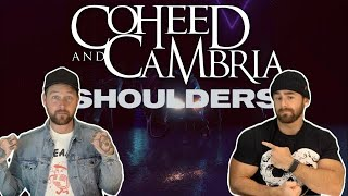 """Coheed and Cambria """"Shoulders"""" 