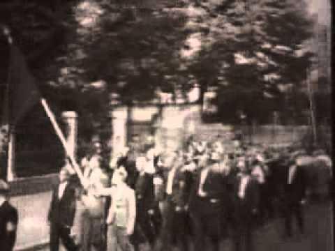 Присоединение Латвии к СССР. 1940 год.