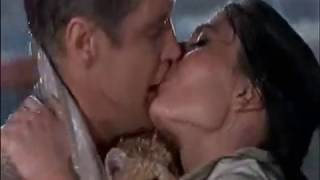 Movie kiss montage