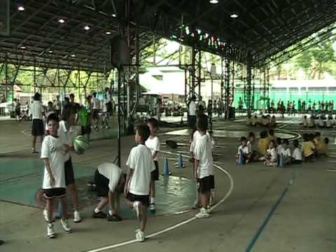 MILO BEST Basketball Clinic - Ateneo May 27 2010