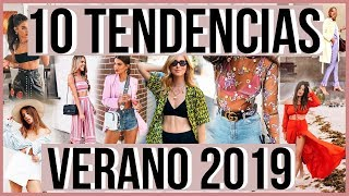 10 TENDENCIAS MODA PRIMAVERA VERANO 2019 | sophilosophie