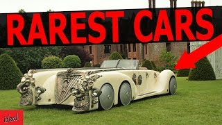 Most EXPENSIVE and RARE CARS OF ALL TIME