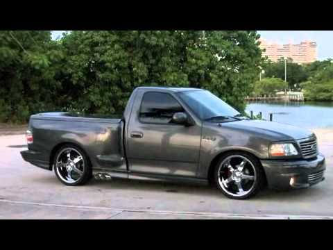 DUBSandTIRES.com 24 22 Inch Boss 335 wheels Ford F-150 Lightning Supercharged Review Dodge Ram Chevy - YouTube & DUBSandTIRES.com 24 22 Inch Boss 335 wheels Ford F-150 Lightning ...