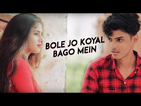 bole-jo-koyal-bago-mein-yaad-piya-ki-aane-lagi-|-cute-love-story-|-maahi-queen-|-chudi-jo-khanki