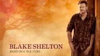 blake shelton lay low