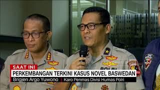 2 Pelaku Penyiram Air Keras ke Novel Baswedan Ditangkap