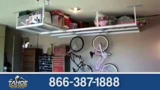 Tahoe Garage Designs | Space Solutions For Your Garage!