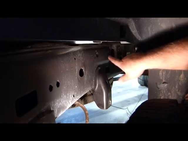 Track N Go Coil-02-Kit Instalation pour Dodge Ram 2500 / 3500 2014 et plus Francais