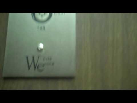 White Evans Elevator in Kesling Middle School in LaPorte, IN