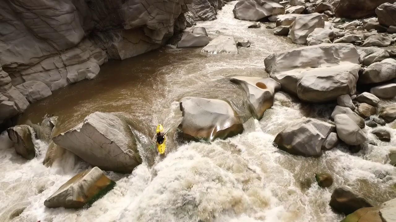 Machu Picchu Kayak Fest