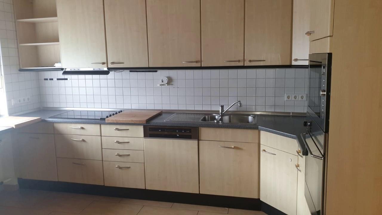 Küchenfolierung Coesfeld NRW / BetonOptik / Möbel folieren / Küche folieren  / folieren