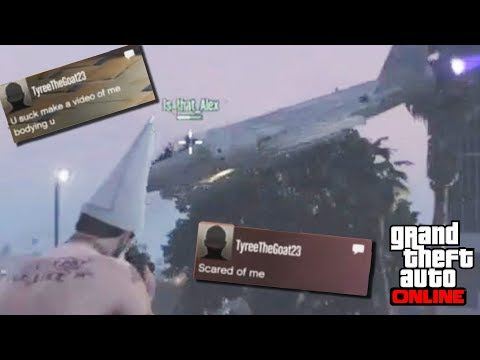 1 Hour in a Badsport Lobby.. [GTA 5 Online and Chill] #14