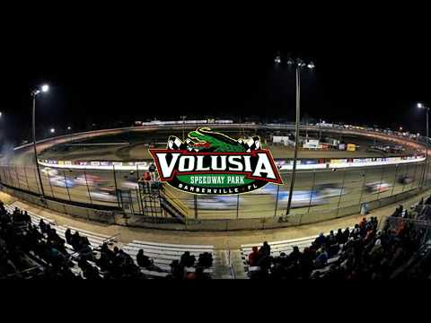 Volusia Speedway Park August 12th, 2017 promo