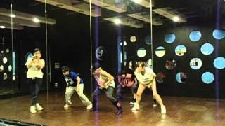 週六下午3:30-5:00 新竹MIX街舞工作室.