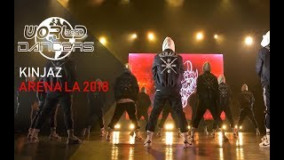 KINJAZ - Sunburn at Arena LA 2018 Choreography