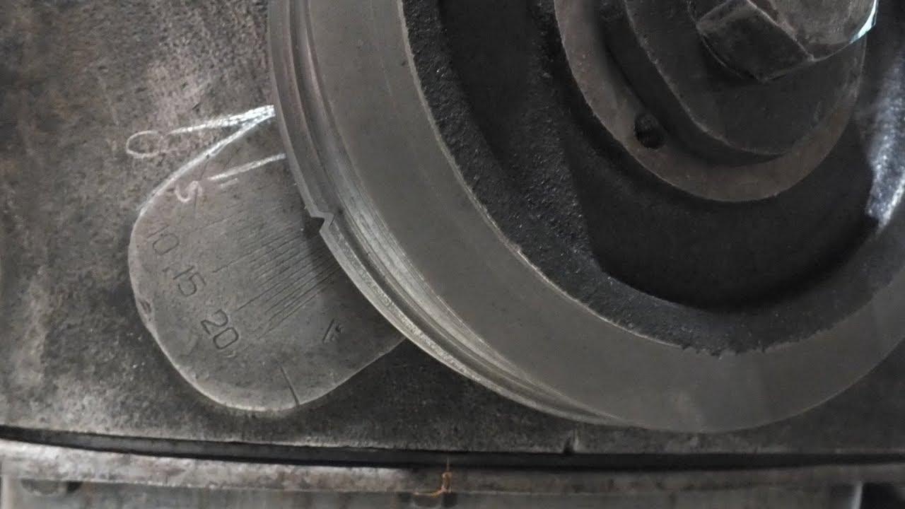 Ямз-238 Привод, углы впрыска и винт топлива Тнвд