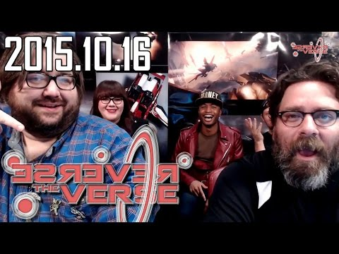Reverse the Verse: October 16th, 2015