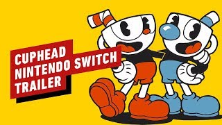 Cuphead for Nintendo Switch Announcement Trailer - GDC 2019