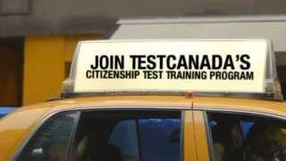 Canada Citizenship Test 2014 Questions