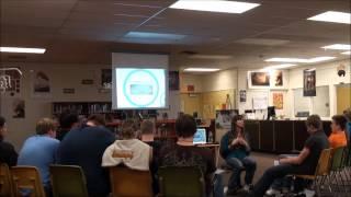 Jolene Ballard Gutierrez author presentation Part 1