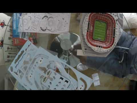 Emirates Stadium Timelapse
