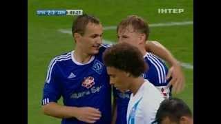 Динамо К - Зенит 3:3 - Все голы - Объединенный турнир - Интер