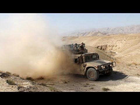 US military air strike may have hit MSF hospital in Afghan city