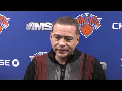 Knicks General Manager Scott Perry reflects on Kristaps Porzingis' recovery process Mp3