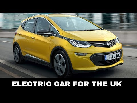Top 10 Electric Cars to Buy in the United Kingdom (Pricing and Specs)