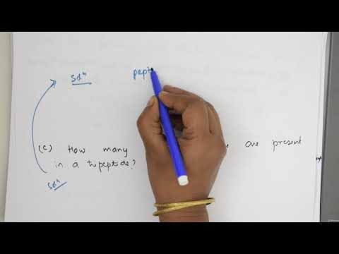 Part-4 | 2019-CBSE SAMPLE paper solved CBSE CHEMISTRY
