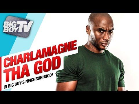 "Charlamagne Tha God on His Book, ""Black Privilege"" | BigBoyTV"