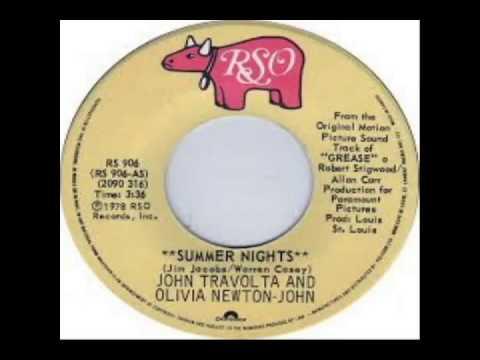 John Travolta & Olivia Newton John - Summer Nights (1978)