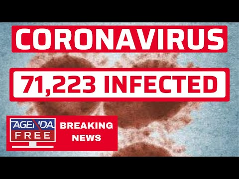 China Virus: 1,670 Dead, 69,290 Cases - LIVE BREAKING NEWS COVERAGE
