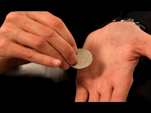 How to Do the Retention Coin Vanish | Coin Tricks