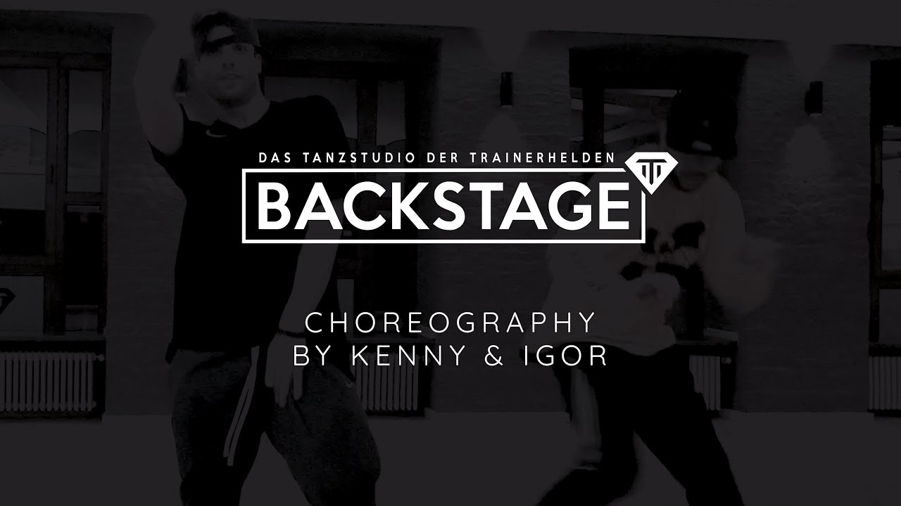 """BACKSTAGE - """"Full Moon Remix"""" - by Kenny & Igor"""