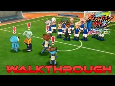 Inazuma Eleven Go 2 Chrono Stone Walkthough Episode 25 AfterGame: Inazuma Legend Japan