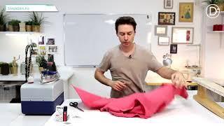 Практический Урок №46. Платье плотного прилегания из трикотажа. Финал
